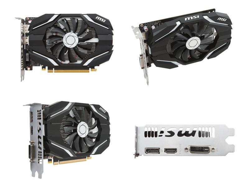 【炫3C】微星 MSI GeForce GTX 1050 2G OC/2G DDR5 顯示卡